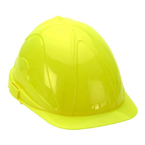 Supertouch ST-150 Yellow Safety Helmet